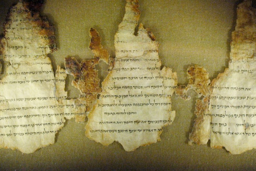 Seven ancient manuscripts and an enthralling mystery